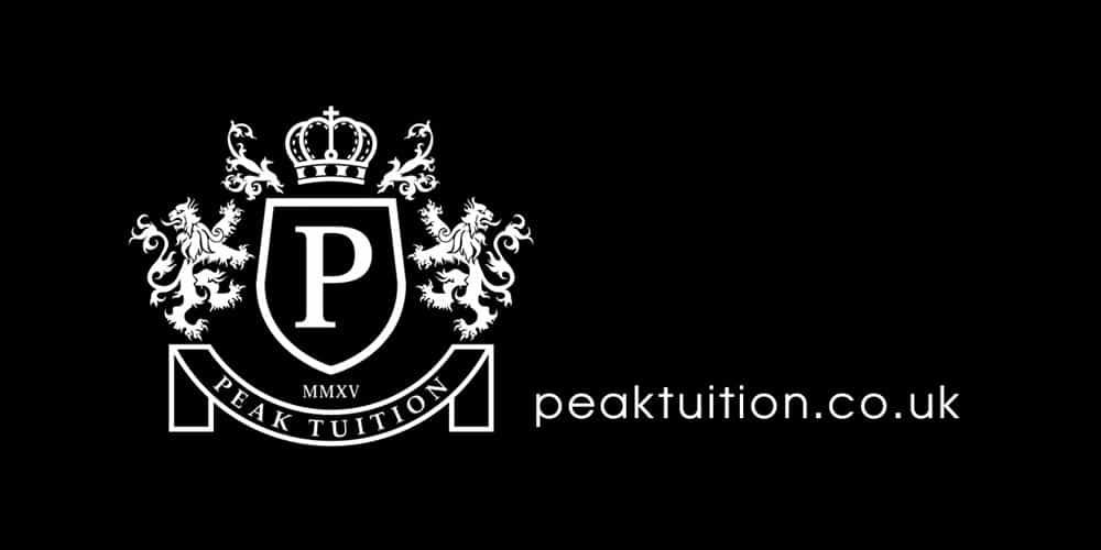 Peak Tuition Logo