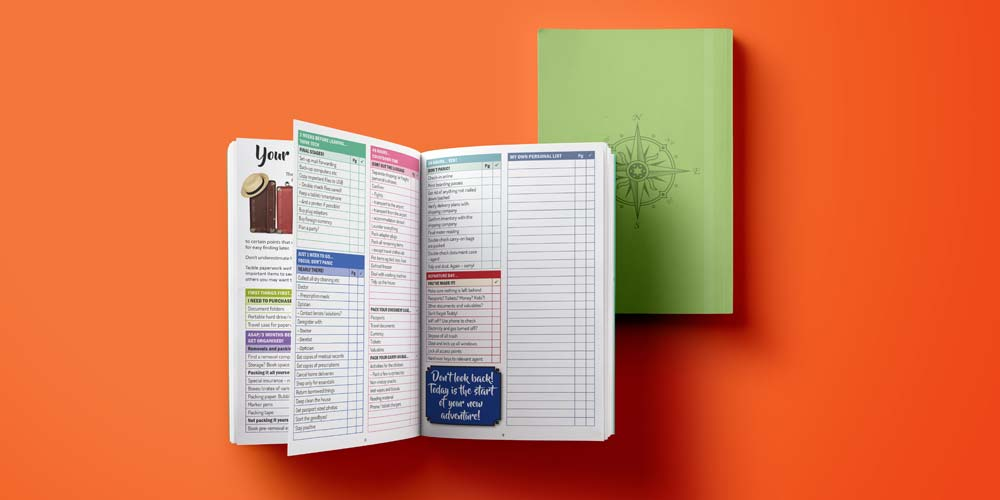 Moving abroad planner