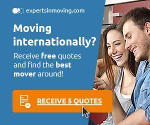 Moving abroad? Get free international removal company quotes