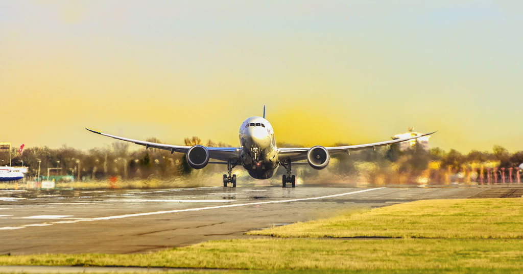 quotes about flying and air travel