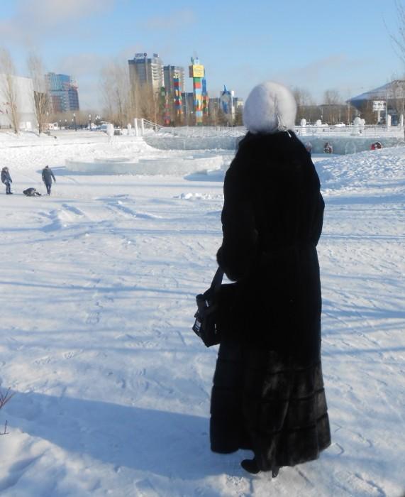 Expat in Kazakhstan