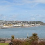 Teignmouth from Shaldon Ness