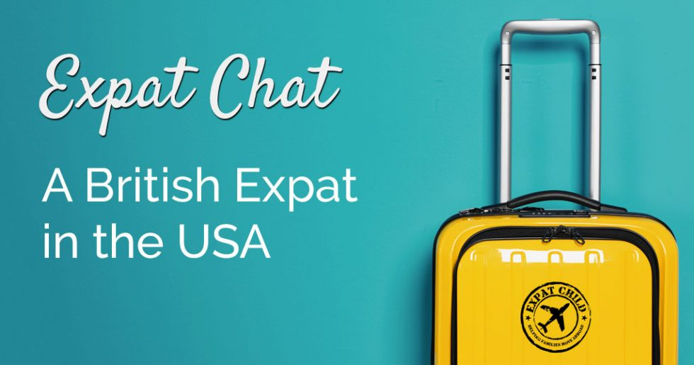 Expat interview with a British expat in the USA