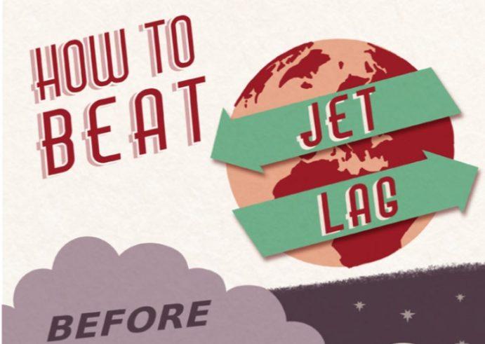 How to beat jetlag
