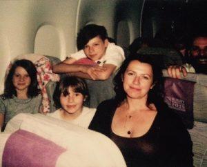 Teresa Gillis and family