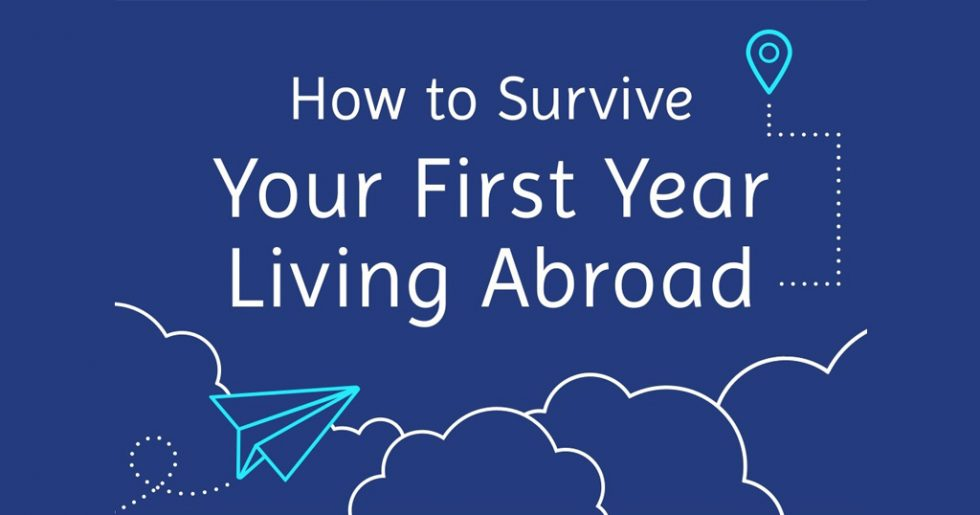 your first year abroad