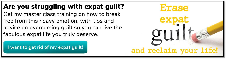 expat guilt advice